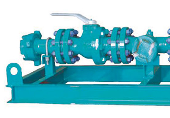 Oil Diverter Manifold